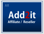Add2it Affiliate / Reseller Support